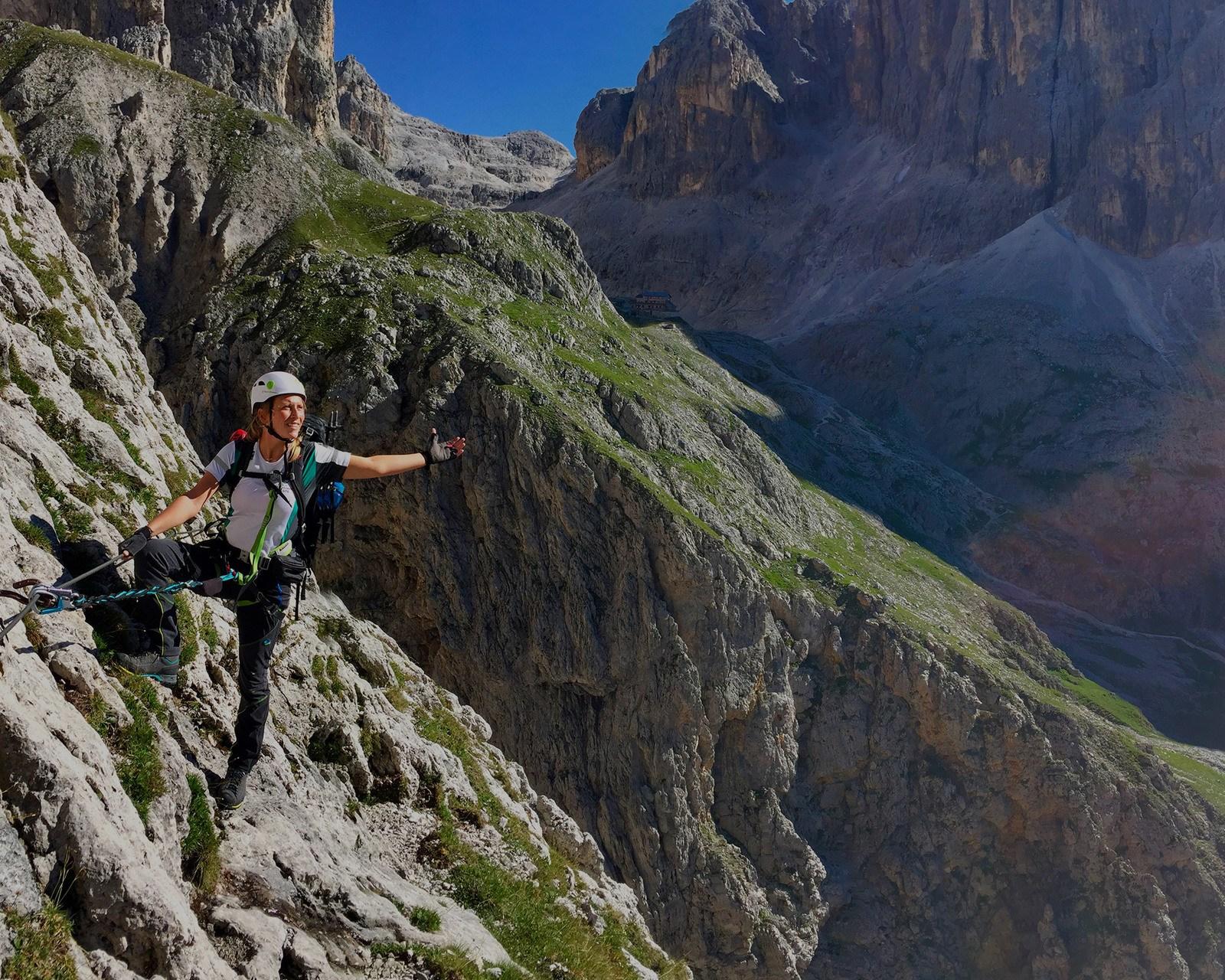 Via ferrata - Trentino