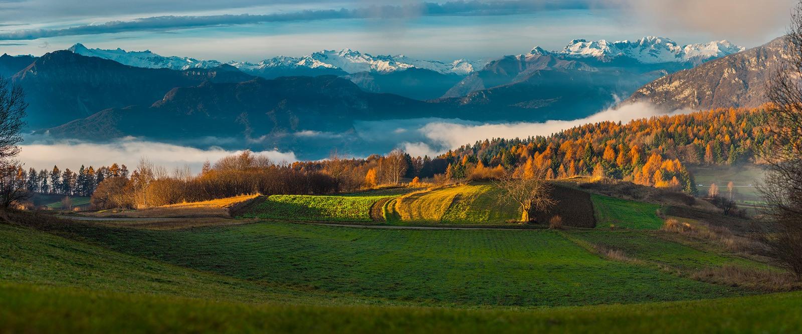Trentino-paesaggio
