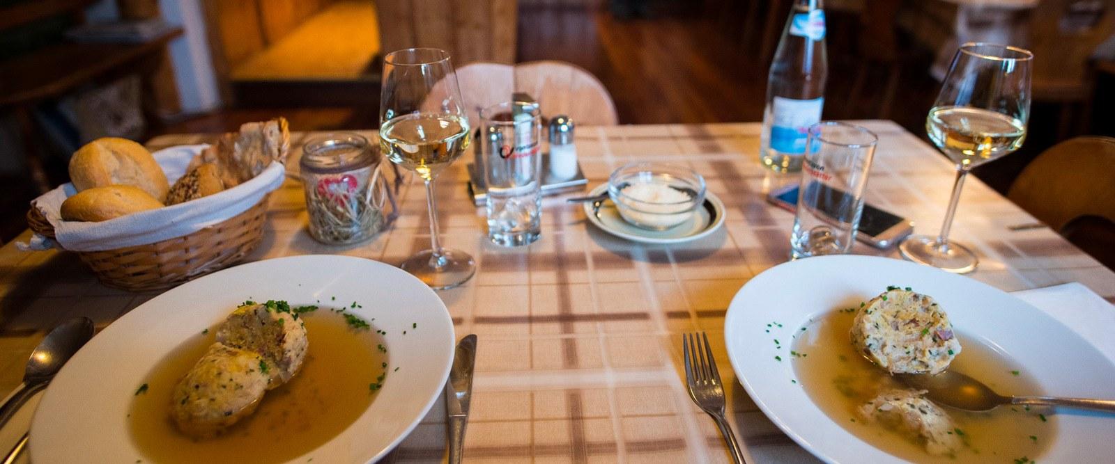 Trentino-cibo