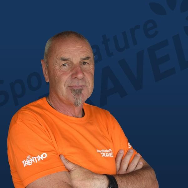 CLAUDIO SLOMP Master Trainer Nordic Walking - Guida Escursionistica (GAE) - Accompagnatore e-Bike (SIEB)