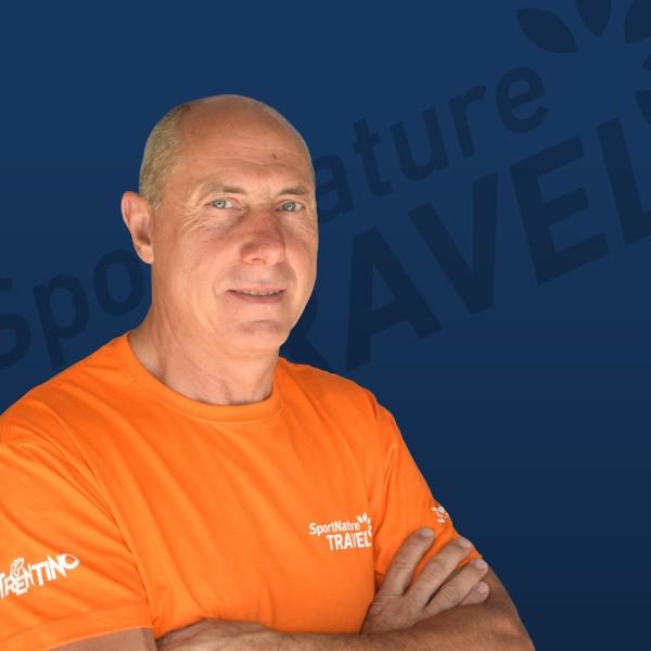 FRANCO CIMONETTI Maestro di Sci - Guida e-Bike (SIEB) - Responsabile transfer - Assistente meccanico e fotografo