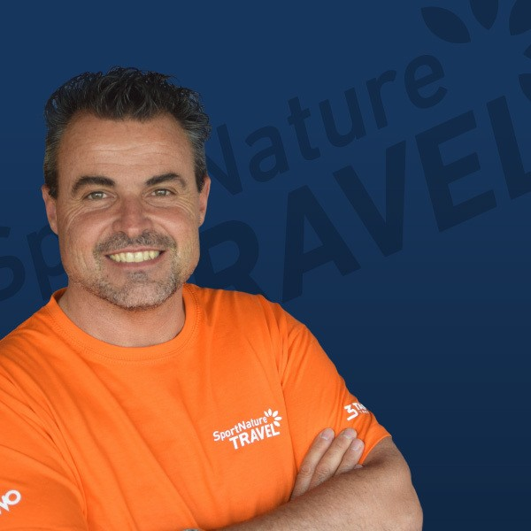 NICOLA CIMONETTI Socio fondatore e Amministratore generale - Guida e-Bike (SIEB)