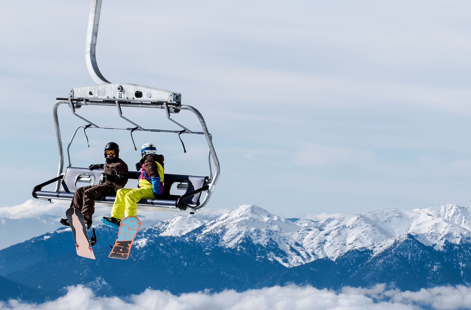 Snowboarding - Trentino
