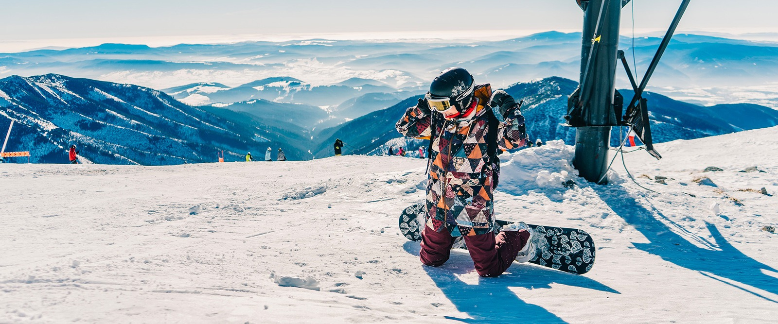 Snowboard - Alpe Cimbra - Trentino